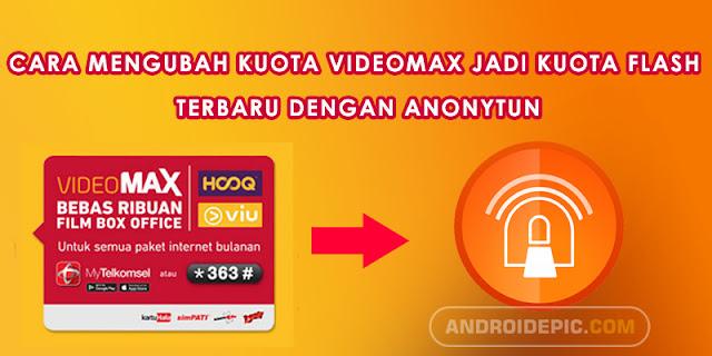 Aplikasi Mengubah Kuota Videomax Menjadi Kuota Biasa Terbaru