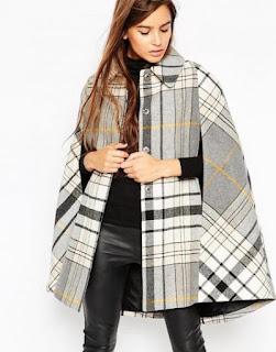 Moda Invierno 2016. Tips para usar capas.