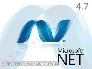 Microsoft .NET Framework 4.7 logo