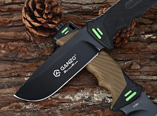 Ganzo G8012-BK