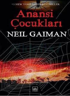 Neil Gaiman - Anansi Çocukları