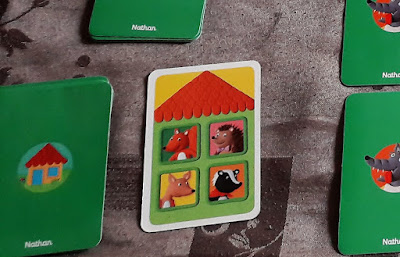 jeu de société enfant famille tout âge accessible cartes