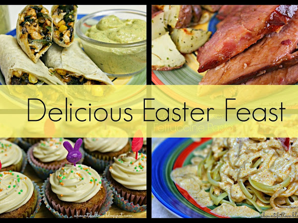 Delicious Easter Feast