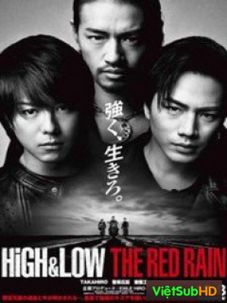 Cuộc Chiến Băng Đảng: Cơn Mưa Màu Đỏ (Bản Điện Ảnh)