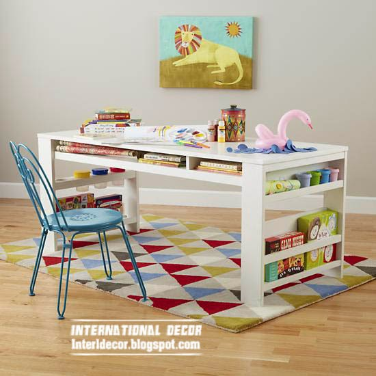 kid craft table childrens table and chairs in trends 2271