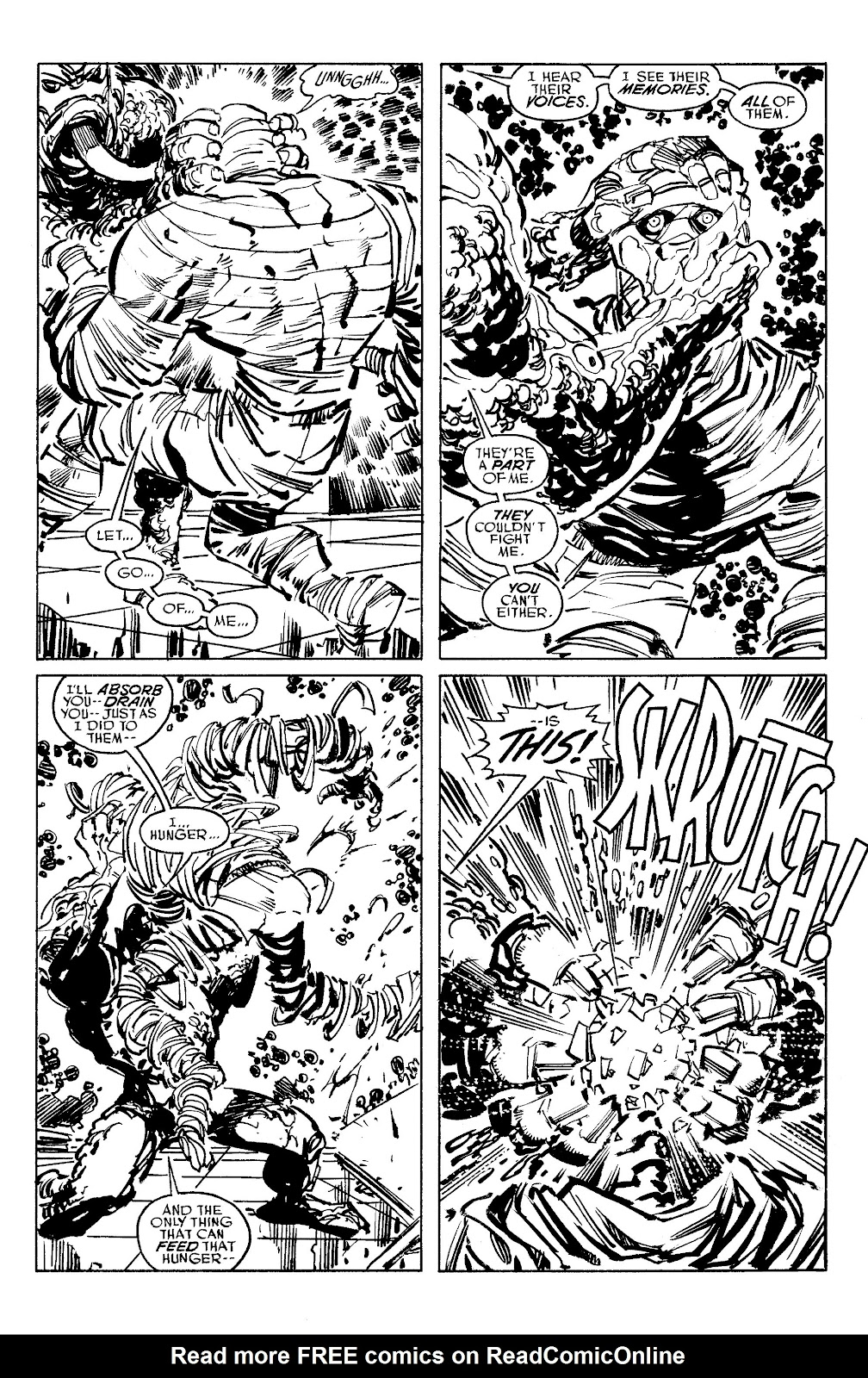 Read online Savage Dragon Archives comic -  Issue # TPB 6 (Part 5) - 29
