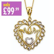 9ct Gold Mum Chain