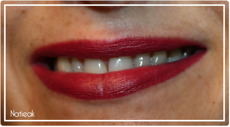 maquiller les lèvres fines