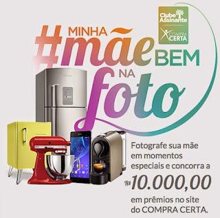 """Promoção """" Minha Mãe Bem na Foto """" - Editora Abril"""