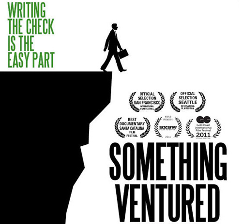 Película Something Ventured