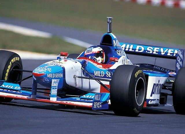 Jean Alesi  Benetton B197