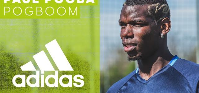"""adidas """"aconseja"""" al Madrid en el fichaje de Pogba"""