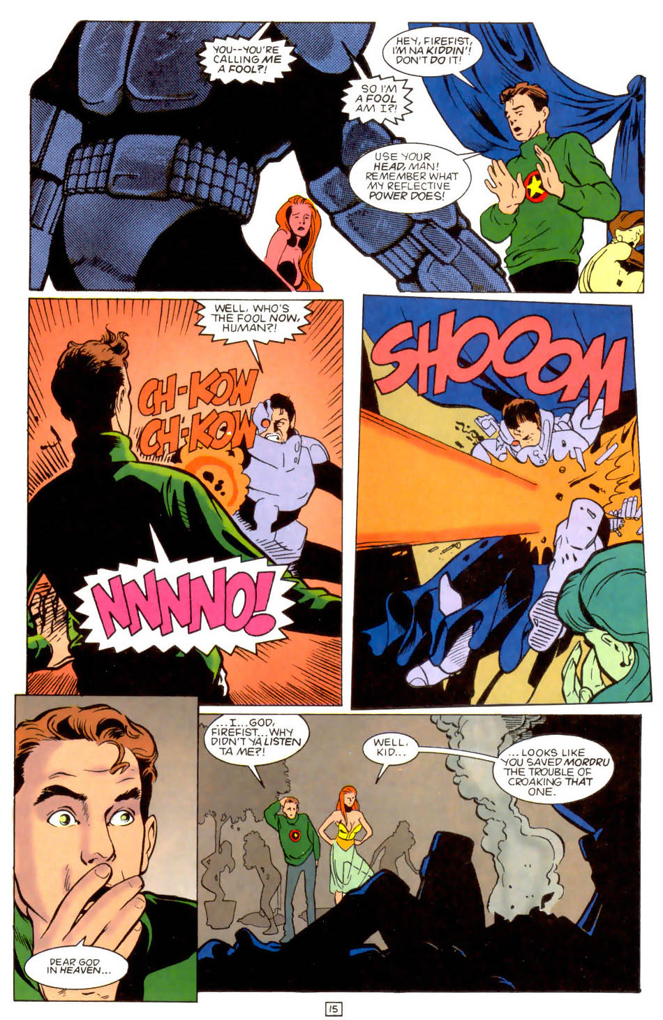 Legion of Super-Heroes (1989) 47 Page 15
