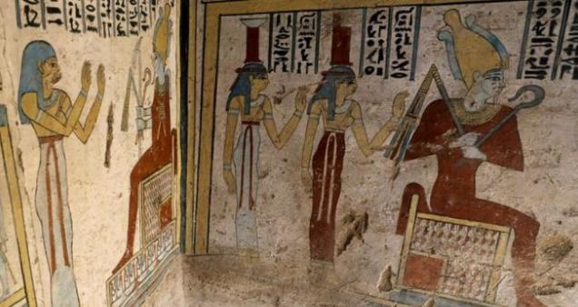 اكتشاف فئران محنطة في قبر مصري يعود للحضارة الفرعونية.