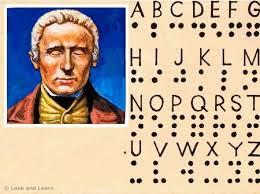 Luis Braille, un genio de singular relieve - novela de Carmen Roig - formato pdf - en los enlaces: 'Luis Braille: Un víctima más del capitalismo' Victoria_ciegos3
