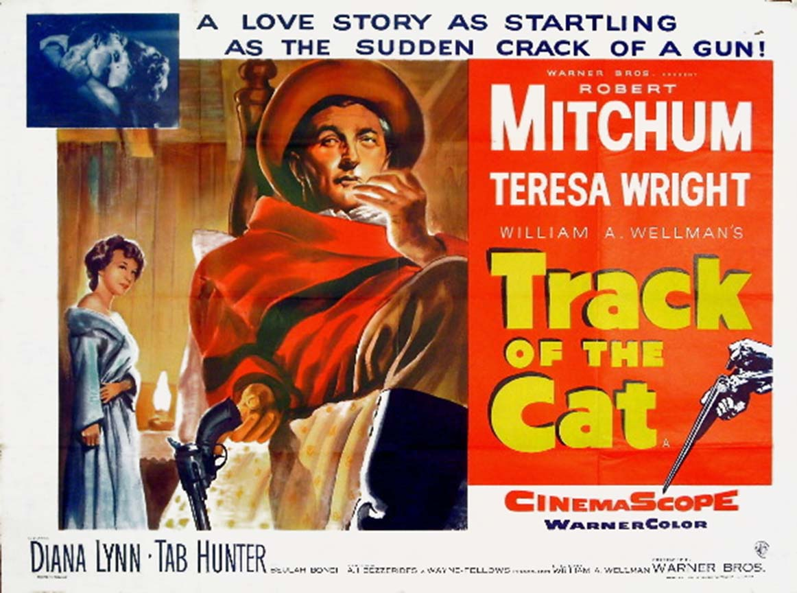El Rastro de la Pantera (Track of the Cat /1954/R. Mitchum)