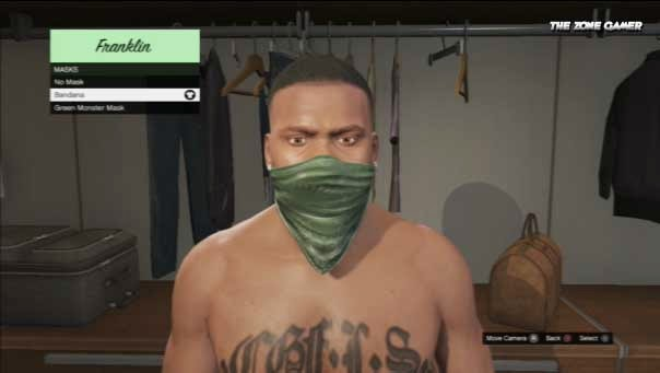 face bandana gta 5