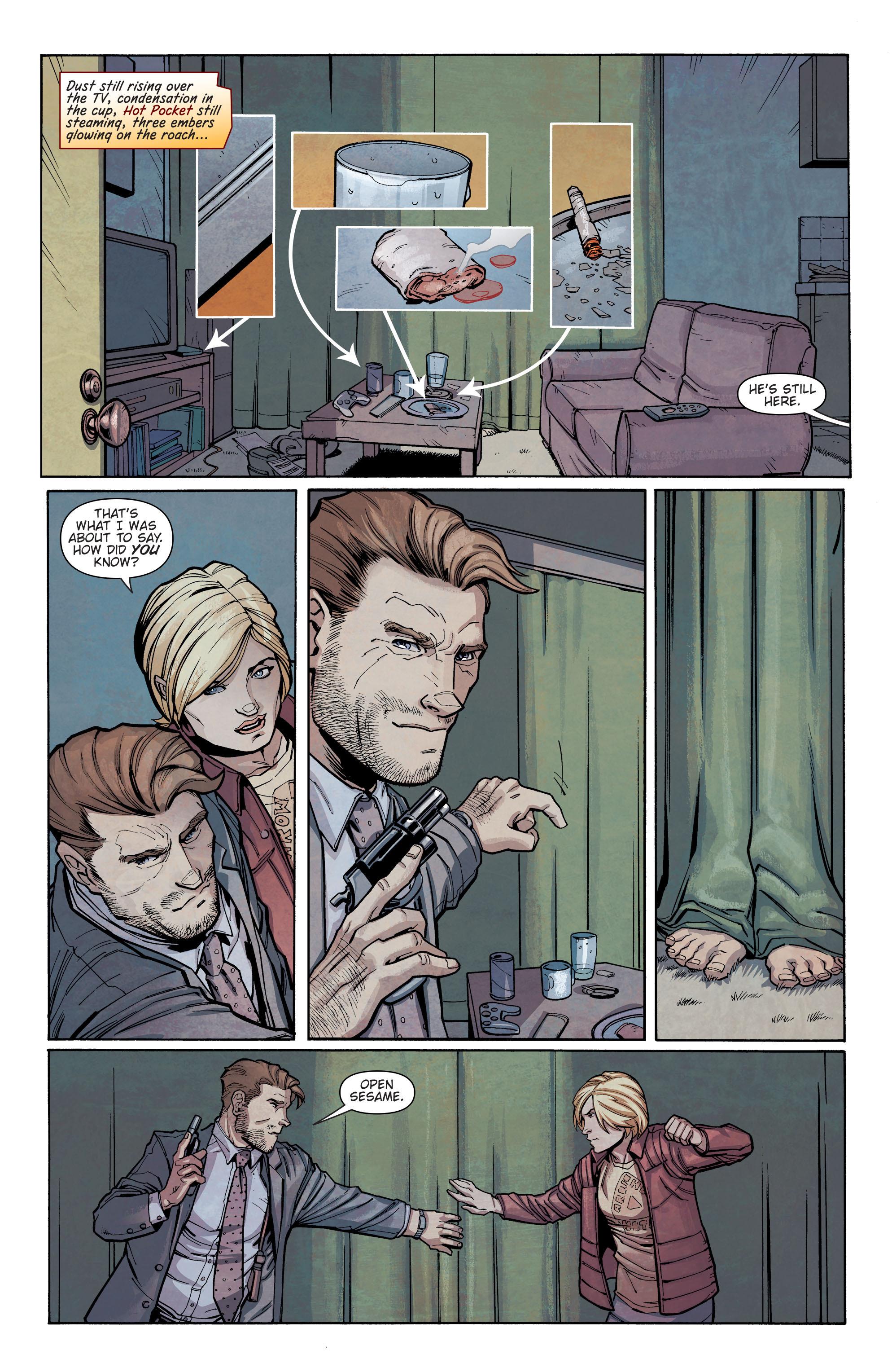 Read online Slash & Burn comic -  Issue #2 - 10