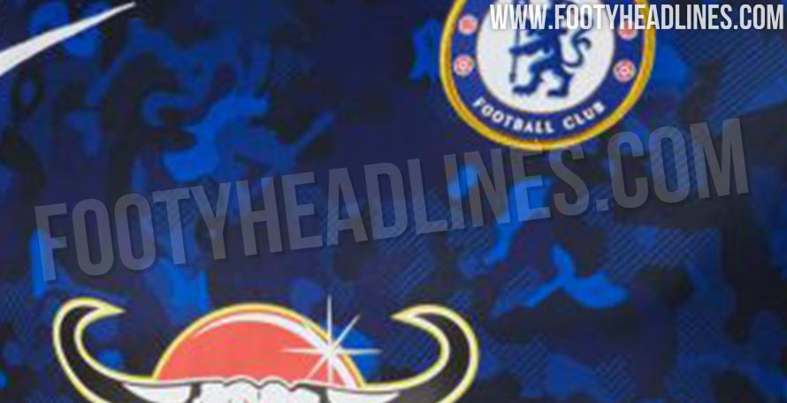 30f6e6e47e2 It's a welcome update from the all too crazy 2018-19 pre-match shirt the  club is using at the moment and will replace it in early 2019. Nike Chelsea  18-19 ...