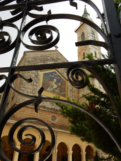 Visitación, Jerusalem, Israel, Elisa N, Blog de Viajes