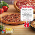 Domino's Pizza Kuwait - Super Hat-Trick Offer