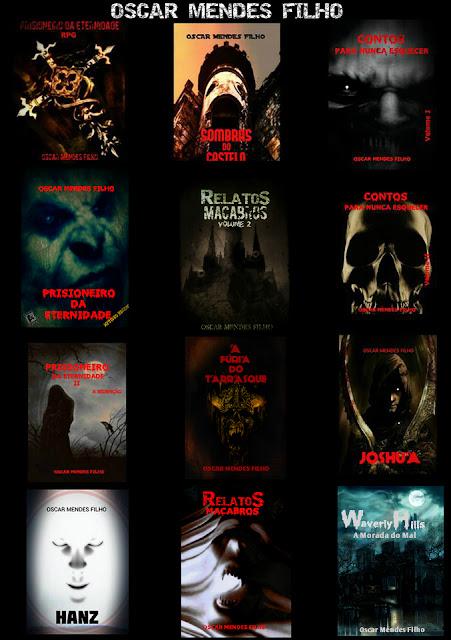 e-books de terror