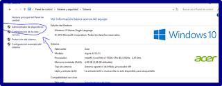 Windows 10: no ajusta brillo, no sirve HDMI (solucion)