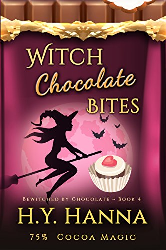 Witch Chocolate Bites, by H. Y. Hanna