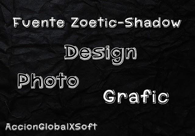 Fuente Zoetic-Shadow