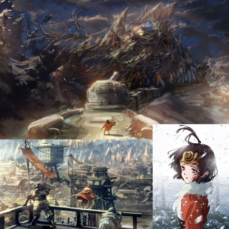 Film Jepang 2019 Kabaneri of the Iron Fortress: The Battle of Unato