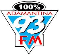 Rádio 93 FM 93,7 de Adamantina SP