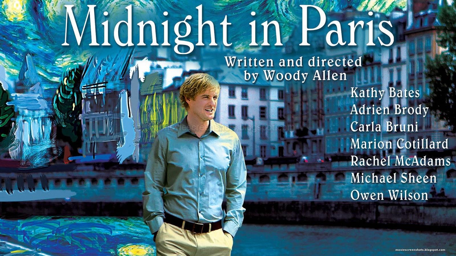 Imdb Midnight In Paris