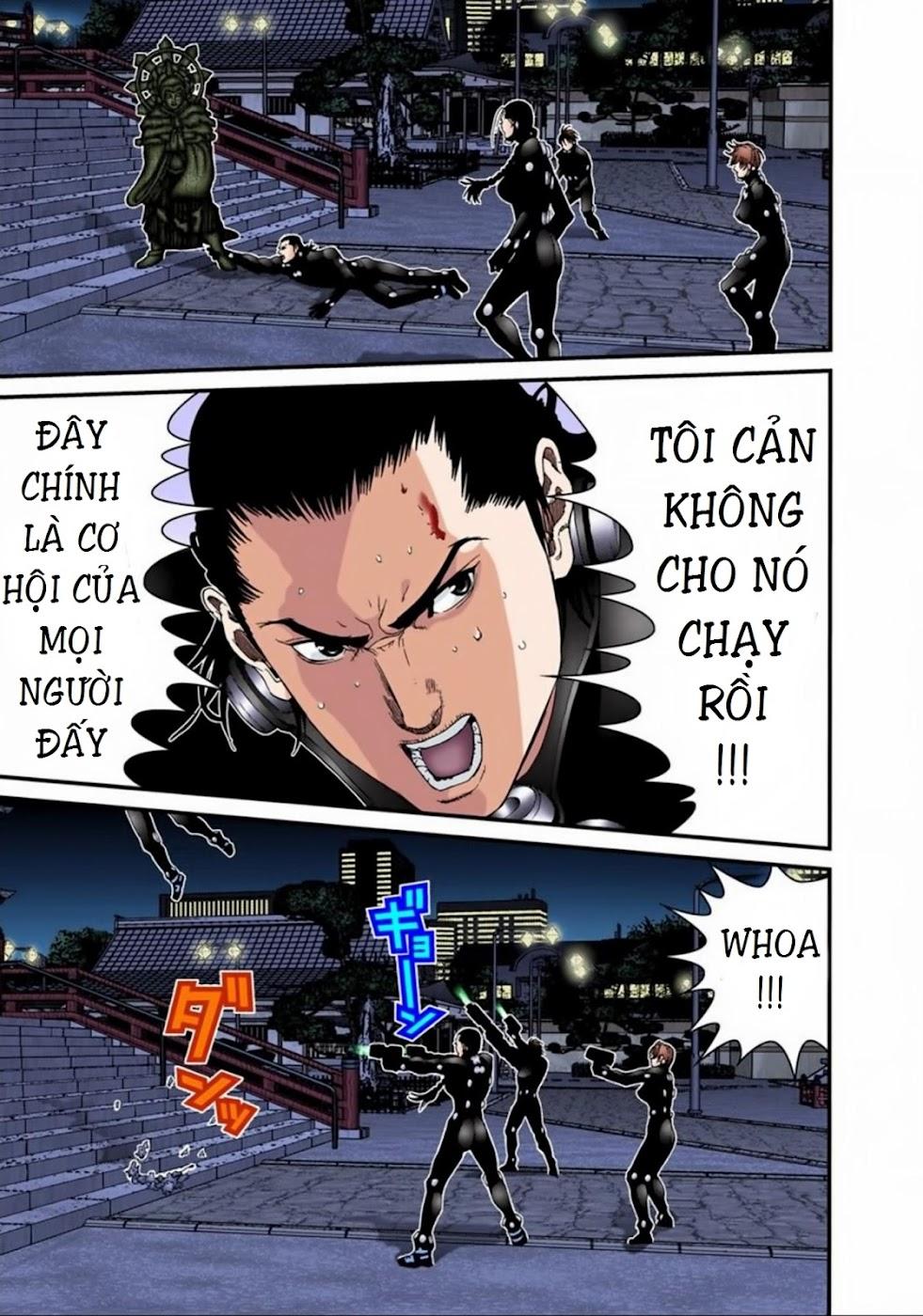 Gantz Chap 75: Trở ngại trang 16