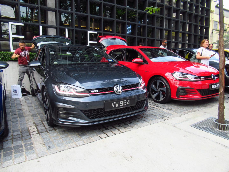 Volk Wagon Volkswagen Golf Gti Mk7 Malaysia Price