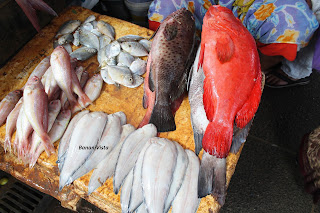 Scenes from the Goubert Market