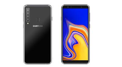 Samsung Galaxy A9s  .- Samsung Galaxy A9 Star Pro