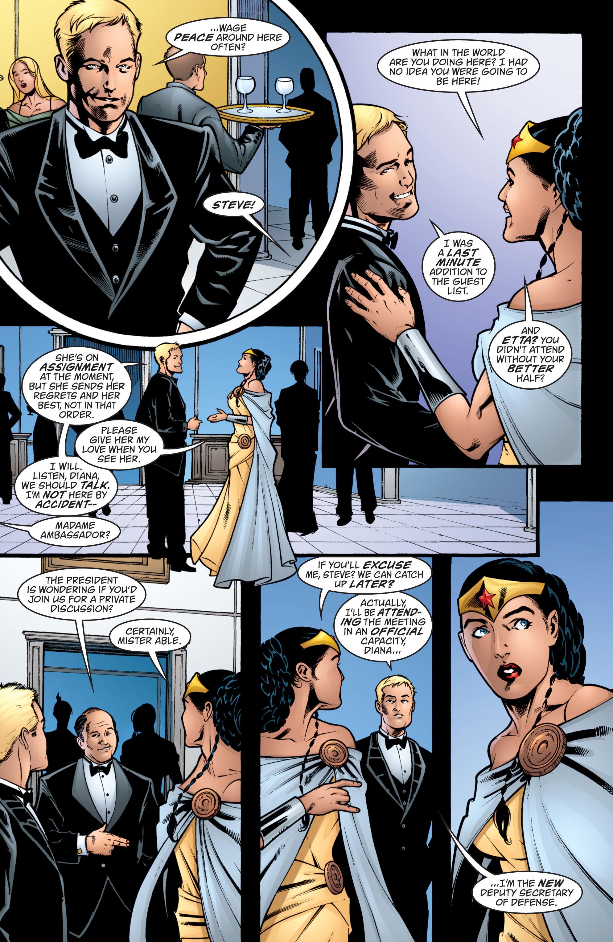 Read online Wonder Woman (1987) comic -  Issue #208 - 12