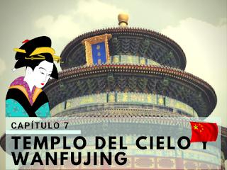 qué ver en Beijing - China - Templo del Cielo