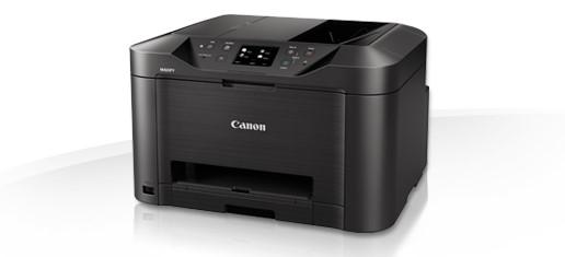 Canon MAXIFY MB5130 Driver Scaricare per Windows, Mac OS e Linux