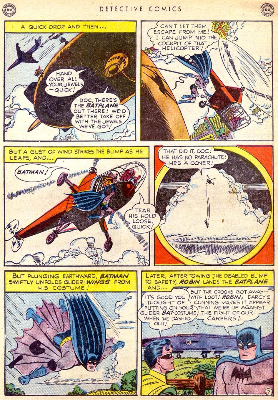 Detective Comics (1937) 165 Page 7