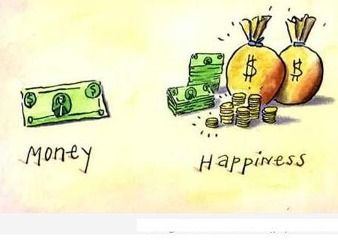 Tiền không mua được hạnh phúc, nhưng muốn hạnh phúc phải có tiền