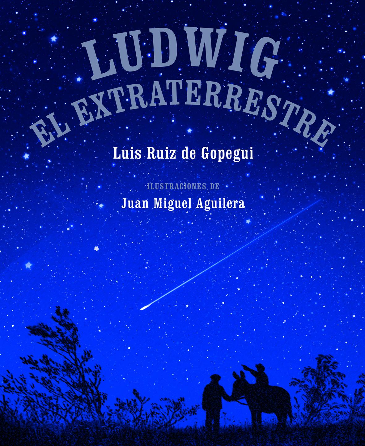 Ludwig, el extraterrestre - Día Internacional del Libro Infantil y Juvenil