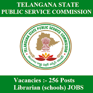 Telangana State Public Service Commission, TSPSC, PSC, TS, Telangana, Librarian, Graduation, freejobalert, Sarkari Naukri, Latest Jobs, tspsc logo