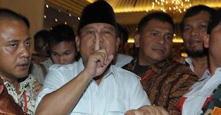 TERUNGKAP SUDAH !! Benarkah Prabowo Geram ke Media Sebagai Strategi Kampanye?