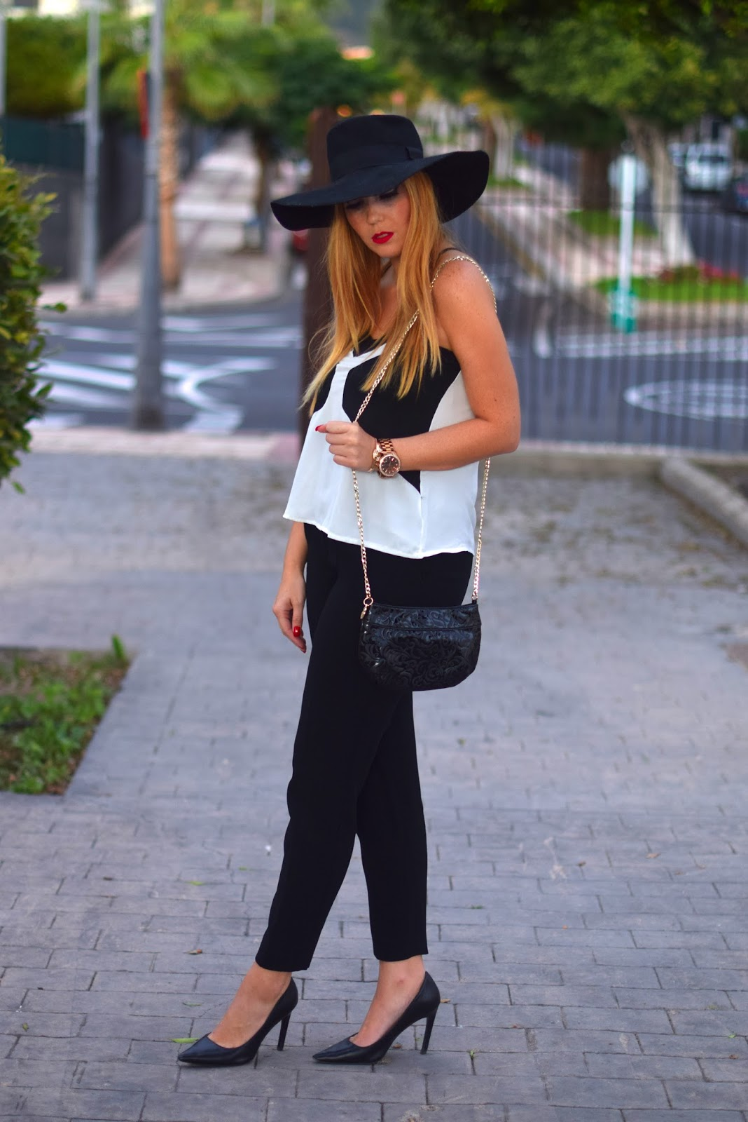 nery hdez, dressin , back hat, wear to work look, lymont
