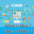 What is Blog ? and Types of Blogs ?