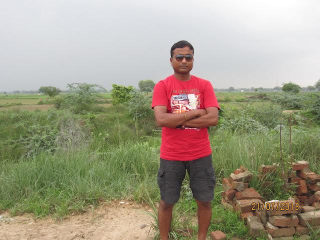 bharatpur to mathura