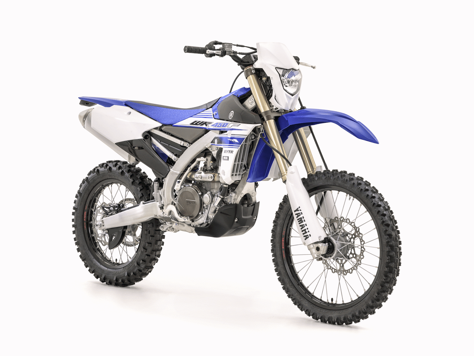 otolights yamaha wr 450 f 2016 ready to cross. Black Bedroom Furniture Sets. Home Design Ideas