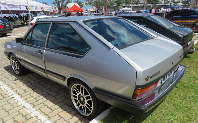 Volkswagen Passat GTS Pointer 1985