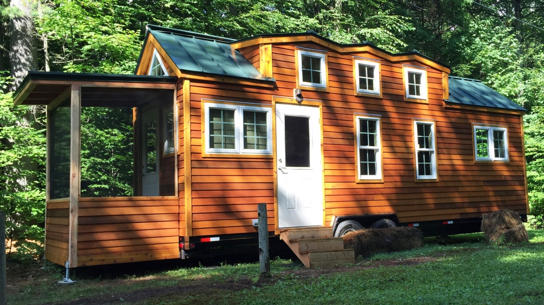 Tiny House Town The Basketball House 276 Sq Ft